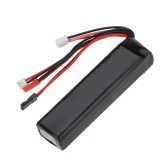 High Quality Transmitter LiPo Battery 11.1V 2200mAh for Futaba JR Walkera Devo7/10 WFLY Transmitter