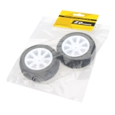 Original ZD Racing Spare Part Front Wheel Tyre Tire for ZD Racing 1/10 RC off-road Car
