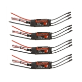 4 Pcs Original Hobbywing SkyWalker 40A Brushless ESC Speed Controller With BEC