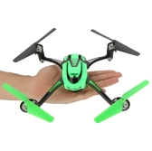 Hong Tai HT F802C 2.4 4CH 6-Axis Gyro Super Stable RC Quadcopter W/2MP HD Camera Red/Green