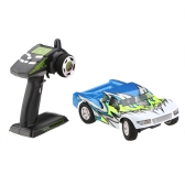 High Performance New TROO E18SC BL V1 1/18th 1:18 SCALE 4WD Brushless Short Truck w/3CH RC Car Transmitter
