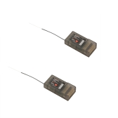 2Pcs Original RadioLink R7EH 2.4G 7CH FHSS Receiver for RadioLink T4EU T4EU-6 T6EHP-E T6EHP-S T7F Transmitter RC Helicopter Multirotor