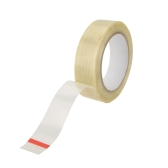 GoolRC 30mm Wide Fiber Tape Viscose Model Fixed Viscose Special for RC Fixed Wing Quadcopter Milky White
