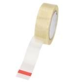 36mm Wide Fiber Tape Viscose Model Fixed Viscose Special for RC Fixed Wing Quadcopter Milky White
