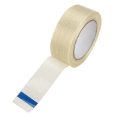 GoolRC 40mm Wide Fiber Tape Viscose Model Fixed Viscose Special for RC Fixed Wing Quadcopter Milky White