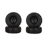 GoolRC 4Pcs High Performance 1/10 Climber Off-road Car Wheel Rim and Tire 210076 for Traxxas HSP Tamiya RC Car