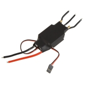 60A Brushless Water Cooling Electric Speed Controller ESC with 5V/3A BEC for RC Boat Model