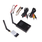 5.8G FPV 200mW AV Wireless Transmitter TX 5.8GHz Rx Receiver TS351+RC805 Kit 2KM 2000M