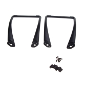 GoolRC Tall Landing Gear for DJI Phantom 1 2 Vision Wide and High Ground Clearance Black