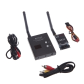 32Ch 5.8G 600mW Wireless AV Transmitter TS832 Receiver RC832 Modules Video Set for FPV