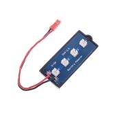 GoolRC K-06 JST Charger Parallel Extension Charge Board for RC Helicopter 3.7V Lipo Battery Charge(Extension Charge Board,K-06 JST Board,3.7V Battery Charge)