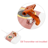 "New Transmitter CNC Aluminum Alloy FPV 7"" Monitor Mounting Bracket for DJI Phantom 2 Vision+ FC40 Quadcopter FPV Transmitter"
