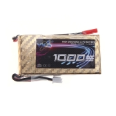 High Power YKS Lipo Battery 11.1V 1000mah 20C MAX 30C 3S JST Plug for RC Boat Car Airplane Helicopter Part (Lipo Battery 11.1V 1000mah 20C,RC lipo battery JST,7.4V Lipo Battery)