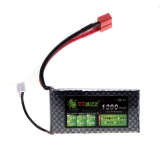 Oriainal Lion Power Lipo Battery 11.1V 1200Mah 25C MAX 40C T Plug for RC Car Airplane Helicopter Part (Lion Power Lipo Battery; 11.1V 1200Mah 25C, RC Lipo Battery T Plug)
