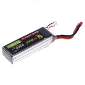 Oriainal Lion Power Lipo Battery 11.1V 2200Mah 30C MAX 45C T Plug for RC Car Airplane Align TREX 450 Helicopter Part (Lion Power Lipo Battery, 11.1V 2200Mah 30C,RC Lipo Battery T Plug)