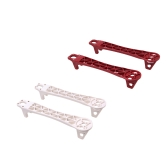 4Pcs Qudcopter Multicopter F450 F550 Frame Arm Red+White For DJI F450 F550 Frame Arm flamewheel Part (Qudcopter Frame Arm,Multicopter Frame Arm,450 550 Arm)
