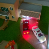 Flaring Model Cars (1:75)