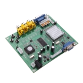 Portable Genuine GBS8200  5V Active Low 1 Channel Relay Module Board  CGA / EGA / YUV / RGB To VGA Arcade Game Video Converter for CRT Monitor LCD Monitor PDP Monitor