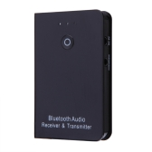 2 in 1 Bluetooth Transmitter & Receiver Wireless A2DP Audio Adapter Portable Audio Player Wireless Adapter Aux 3.5mm