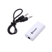 3.5mm Stereo USB Bluetooth Wireless Audio Music Receiver Adapter