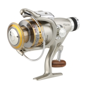 8BB Ball Bearings Left/Right Interchangeable Collapsible Handle Fishing Wheel Spinning Reel High Speed 5.1:1