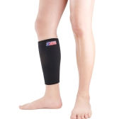 SX651 Sport Calf Brace Support Protector Wrap Shin Running Bandage Leg Sleeve Compression