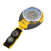 4in1 Digital Altimeter Barometer Compass Thermometer for Outdoor Camping Hiking Climbing