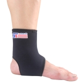 SX562 Ankle Brace Protection Elastic Wrap Pad Outdoor Sports Guard Support