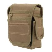 軍事兵士乗馬携帯電話軽量ポータブル用小型ウエストパック社外スポーツデブリタクティクスサービスバッグ