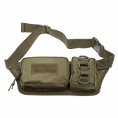 Tactical Waist Hip Bum Bag Fanny Pack for Military Army Equipment Outdoor Travel Sport Casual Hiking