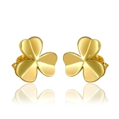E970-AWholesale Nickle Free Antiallergic 18K Real Gold Plated Earrings For Women New Fashion Jewelry