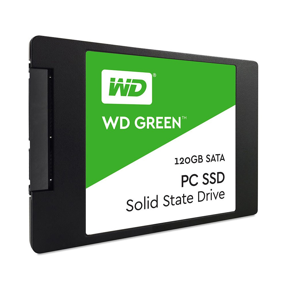 $10 OFF WD Green 120GB SATA PC SSD,free shipping $58.99