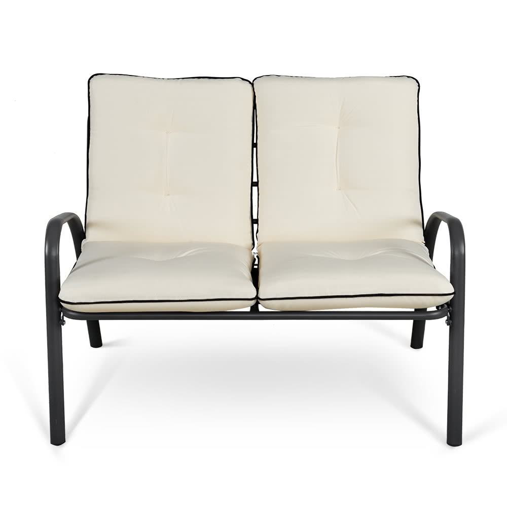 1 love seat 2 single chair 1 tablewith tempered glass 1 user manual