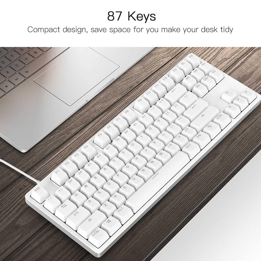teclado mecánico xiaomi
