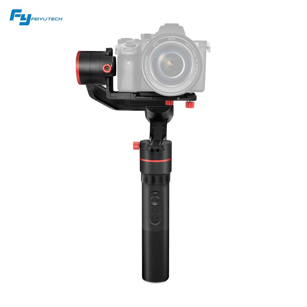 Zhiyun Tech Crane 2 Support Up To 32kg 3 Axis Stabilizer With Follow Fokus For Mirorrles Dslr Feiyu A1000 Handhe