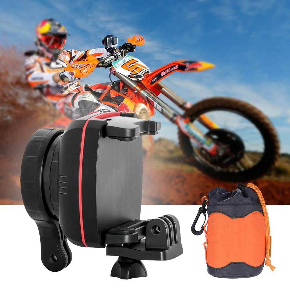 $8 OFF Wewow Sport X1 Wearable Single Axis Stabilizer Gimble forHero Xiaomi Yi SJCAM Action Camera for Samsung iPhone Smartphone,free shipping $56.99
