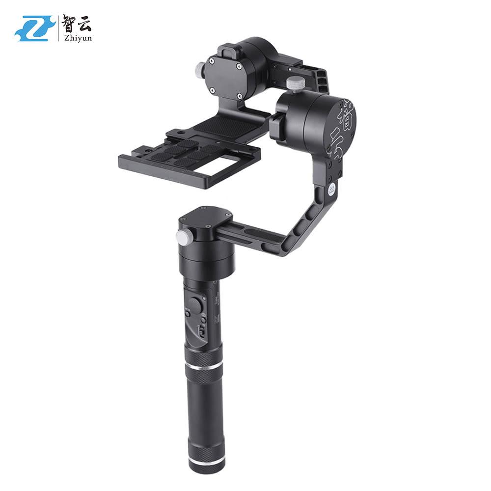 $60 OFF Zhiyun Crane Stabilizer,free shipping from CN Warehouse $489.00
