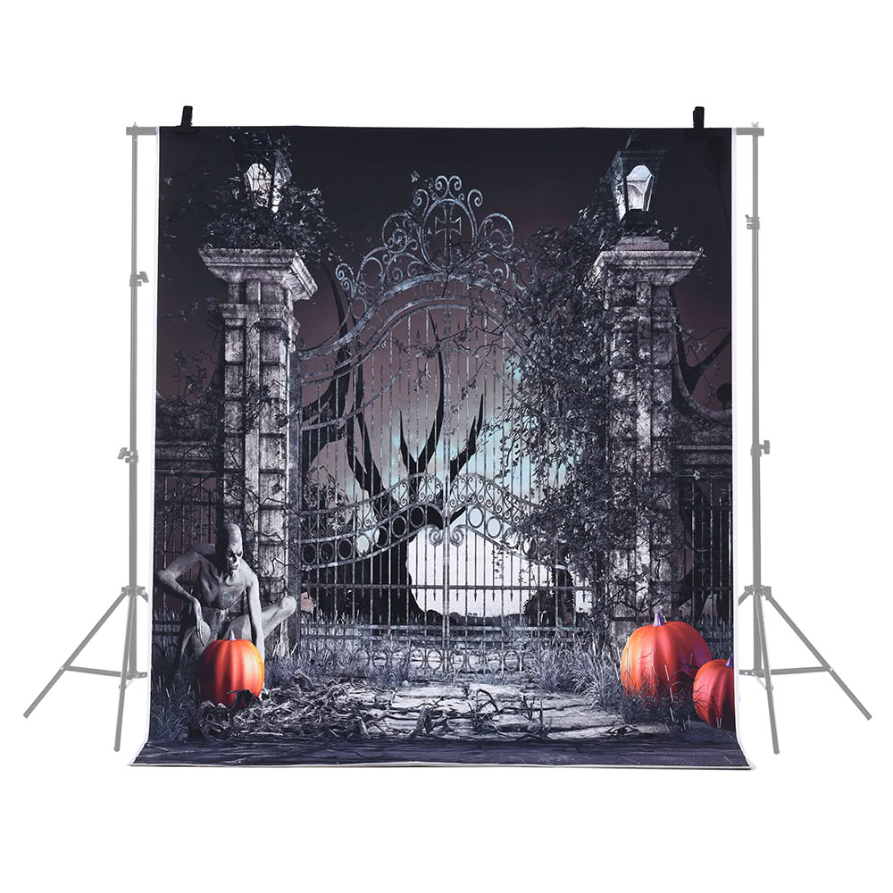 $4.28 OFF Halloween Backdrop Decoration,free shipping $9.99