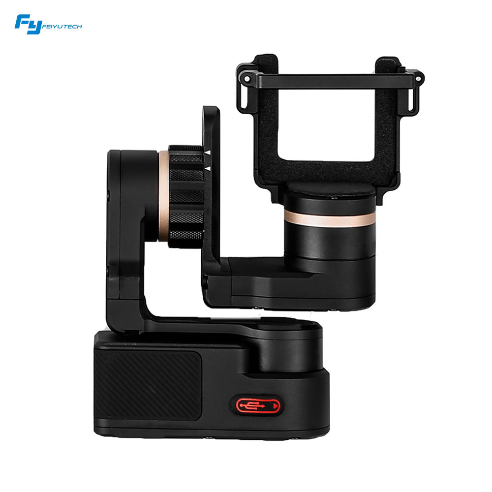 $50 OFF FeiyuTech WG2 3-Axis Wearable Gimbal,free shipping $247.82