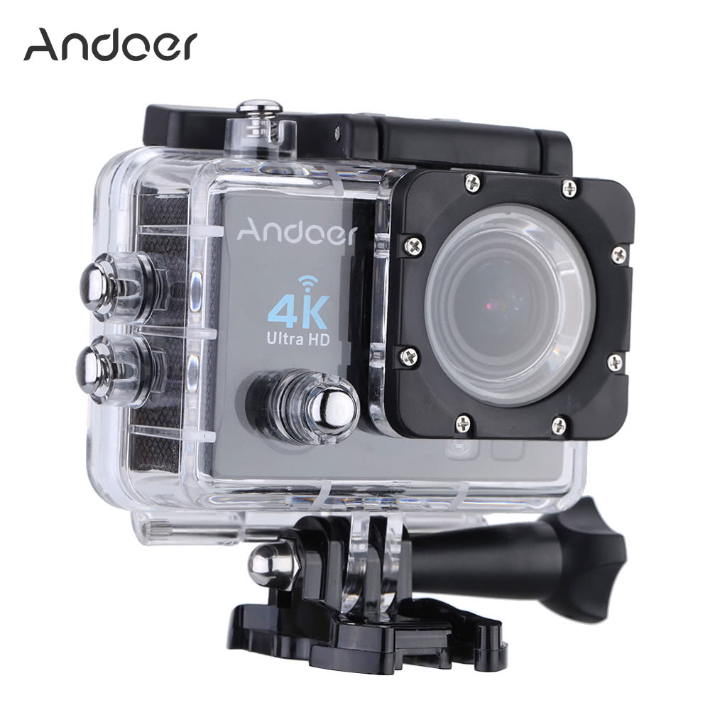 $5 OFF Andoer Q3H Action Camera,shipping from DE Warehouse $38.99