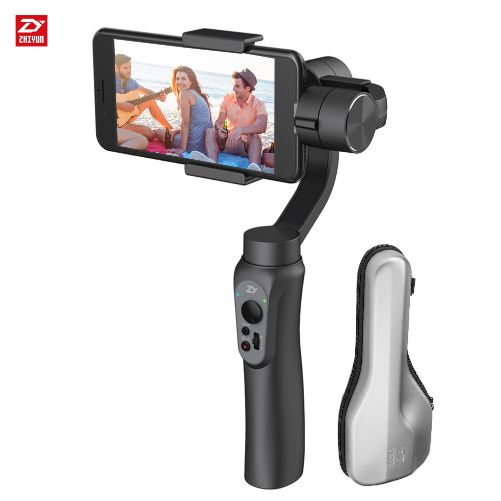 $15 OFF Zhiyun Handheld Stabilizer,free shipping from US Warehouse $124.99