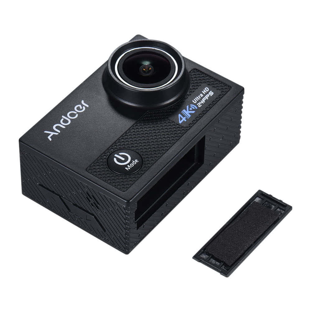$10 OFF Andoer AN5000 4K WiFi Sports Camera,free shipping from CN Warehouse $49.99(Code:AN5SC10) thumbnail