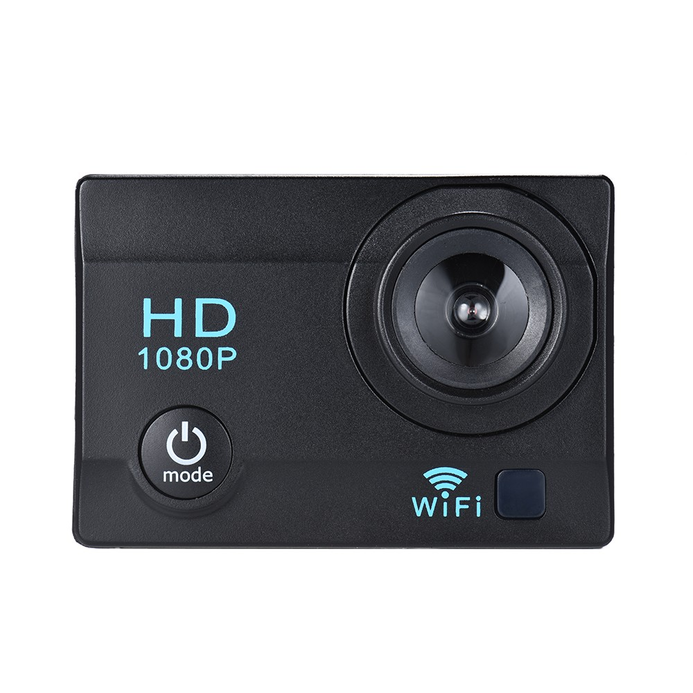 "$3 OFF 2"" LCD 12MP 1080P WiFi Sports Camera,free shipping $16.99(Code:CMRS3) thumbnail"