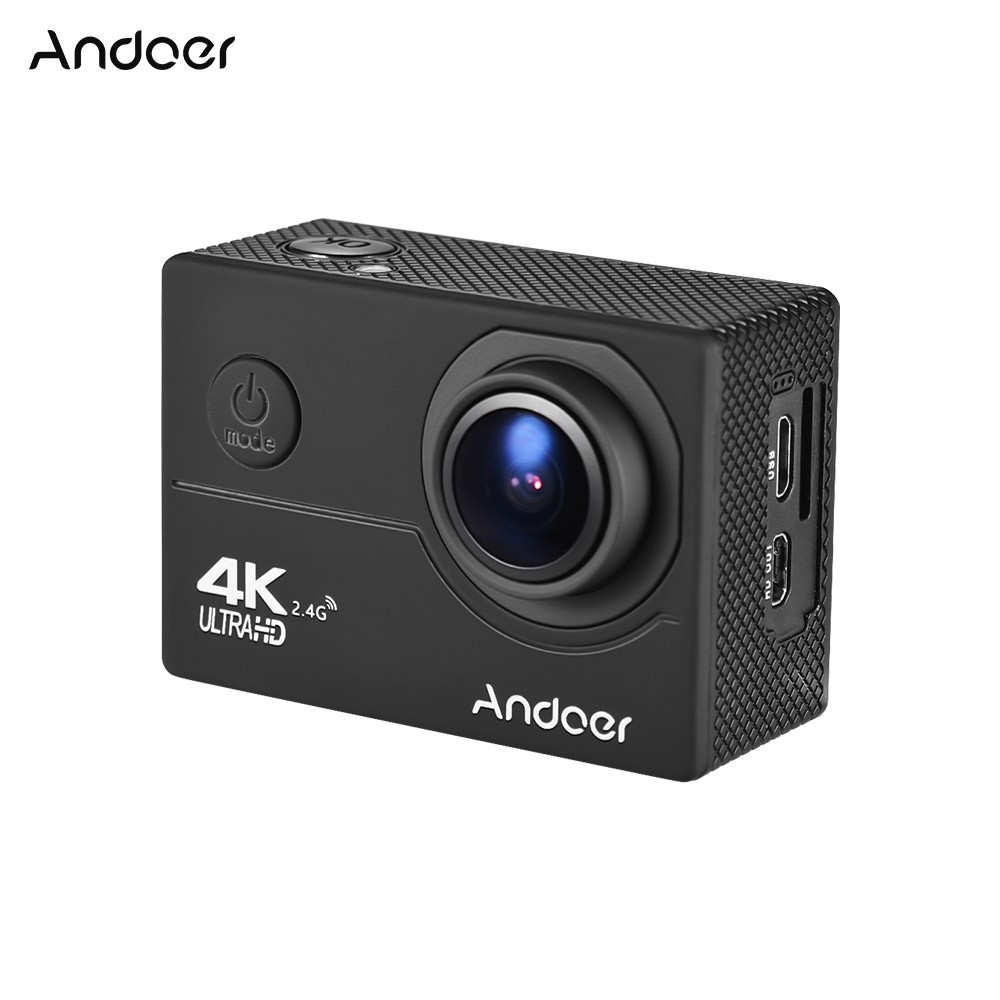 $4 OFF Andoer  4K WiFi Action Camera,free shipping $31.39
