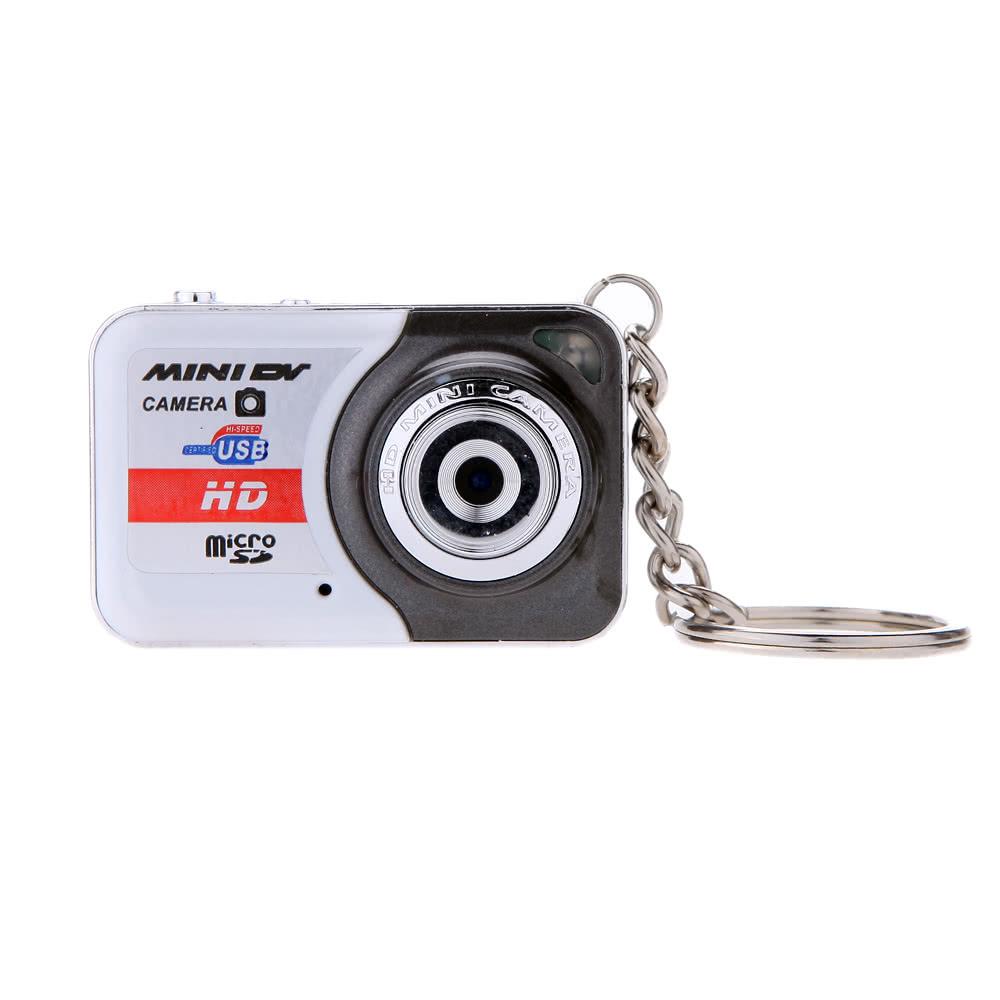 $5 OFF X6 Ultra Mini HD Camera,free shipping $7.69