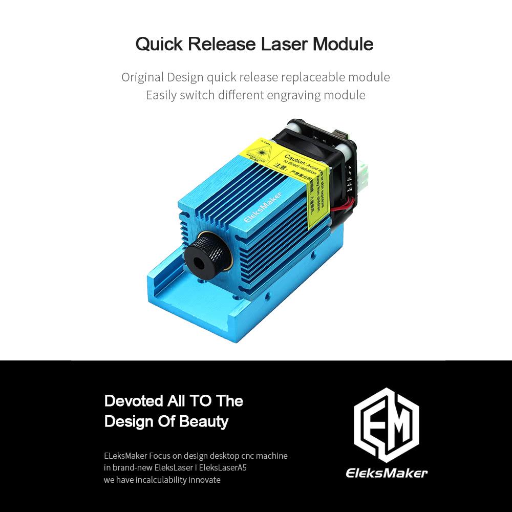 Eleksmaker Brand New Elekslaser A3 Pro 1600mw Desktop Usb