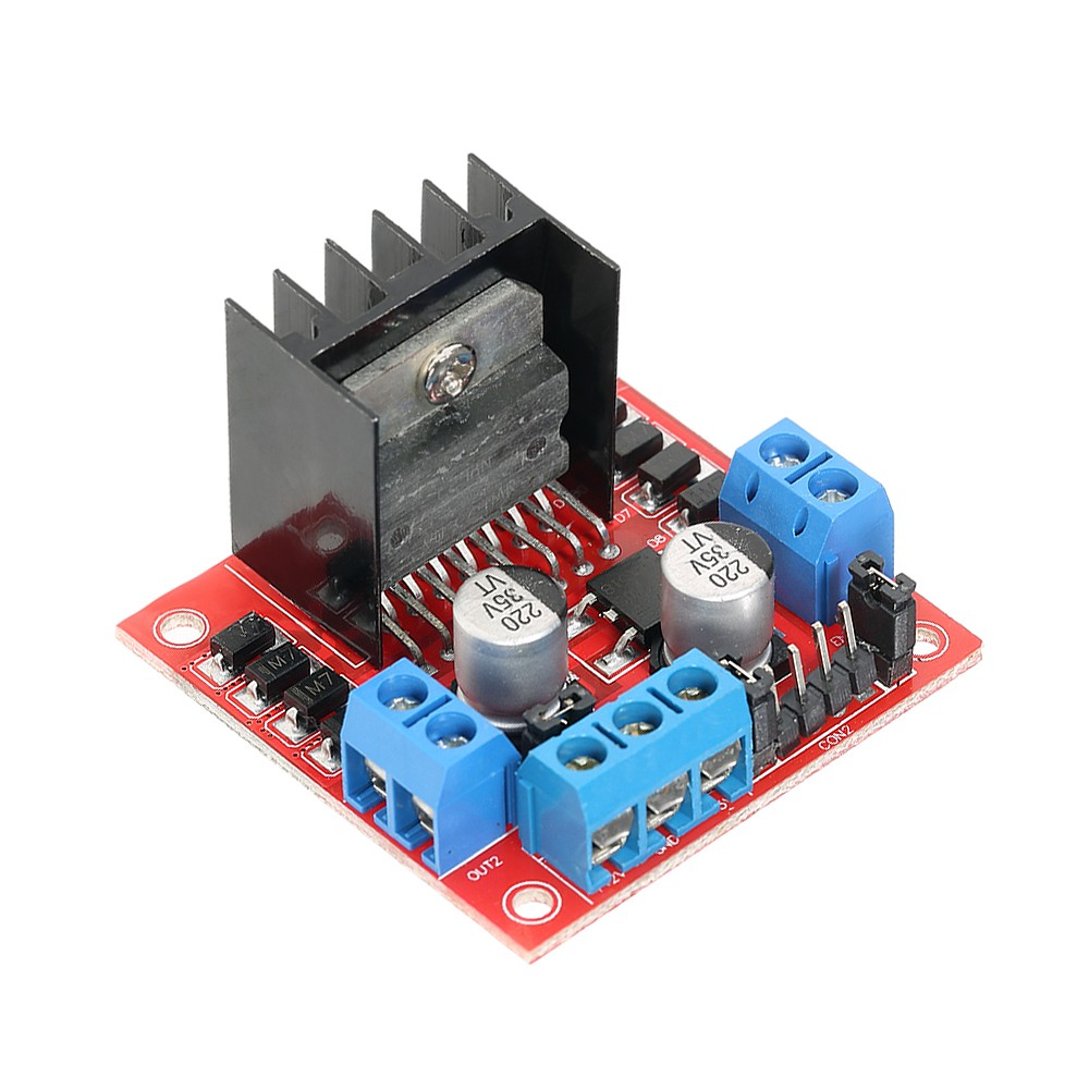 L298n Dual H Bridge Dc Stepper Motor End 4 26 2019 430 Pm My Hbridge Circuit Drive Controller Board Module