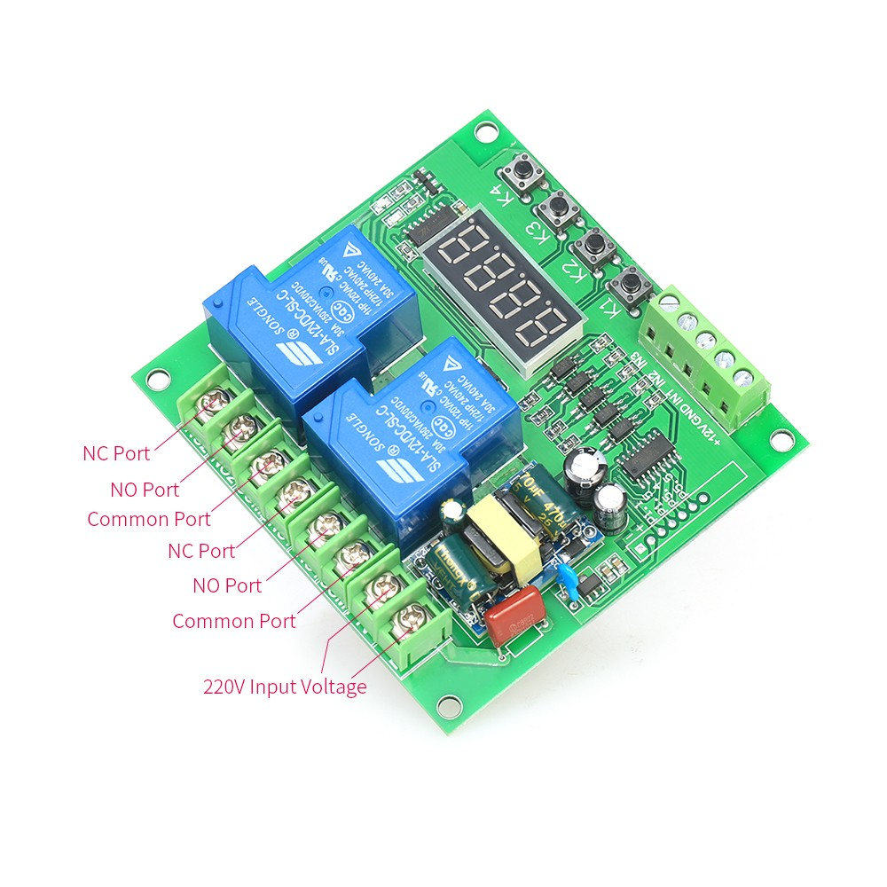 220v 2 Channel Motor Driver Shield B End 4 26 2019 430 Pm Relay Board No Nc 30a Led Module For Ardu
