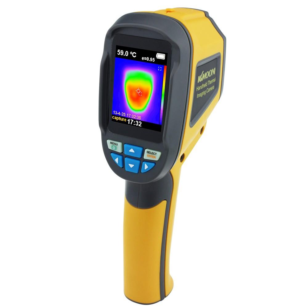 KKmoon Professional HT02 Handheld Thermal Imaging Camera ...