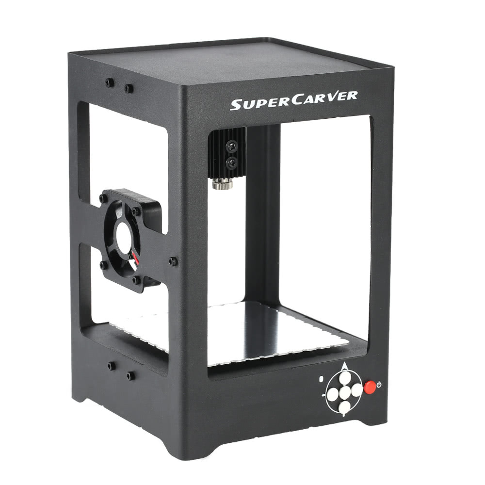 Only US $ 60.19, us SUPERCARVER K2 1000mW High Speed ​​Miniature Machine - Tomtop.com